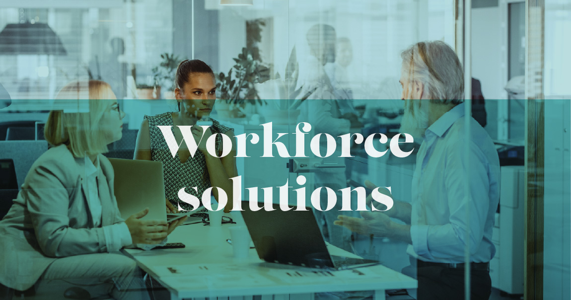 Banner image - Workforce solutions